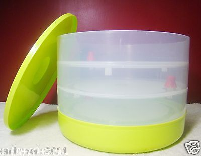 3 Tier Seed Sprout Maker Sprouter Kitcheware Office Personal No BPA Free Ship