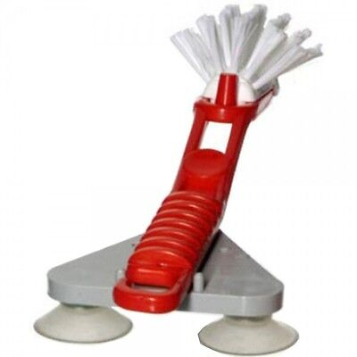 Dishbrush with Suction cups