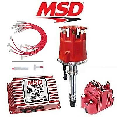msd 91503 ignition kit digital 6al 2 distributor wires coil small msd 9151 ignition kit digital 6al 2 distributor wires coil