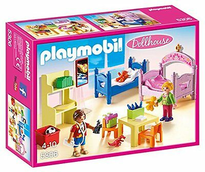 Playmobil Dollhouse Children's Room 5306 (for Kids 4 to 10)