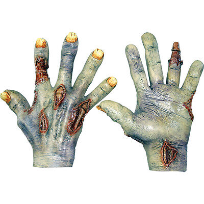 Undead Hands Horror Zombie Costume Accessory
