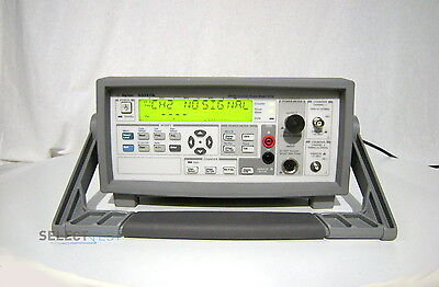 Agilent / Hp 53147A Microwave Counter, Power Meter, Dc Dvm, 10Hz-20Ghz (Ref:901)