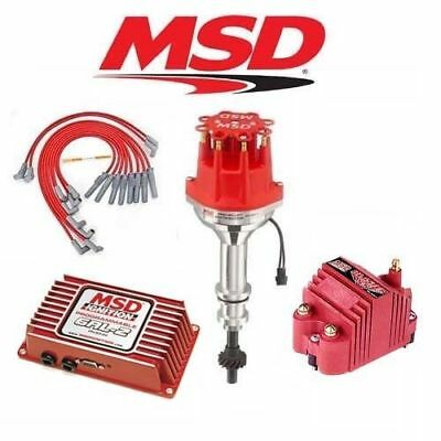 msd ignition k al programmable ignition control kit small msd ignition kit programmable 6al 2 distributor wires coil ford 302
