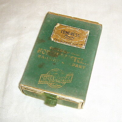 Well Used Chicago Northwestern Railroad Company Congress Playing Cards Deck