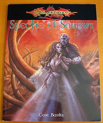 Dragonlance Spectre of Sorrows - Dungeons & Dragons 3.5 - NEW
