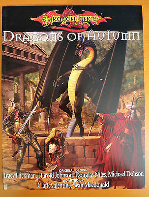 Dragonlance Dragons of Autumn - Dungeons & Dragons 3.5 - NEW