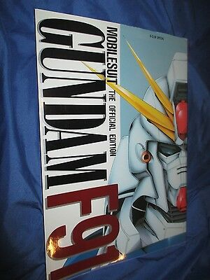 MOBILESUIT Official Edition GUNDAM F91 Japan/Japanese Magazine  (B-Club Special)