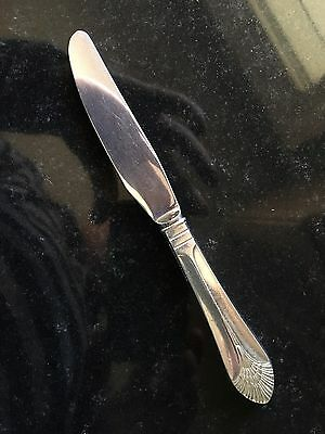 United States Lines Silver Butter Knife by Gorham