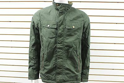Men's Marmot British Millerain Waxed Cotton Forshea Jacket Waxed Forest 73050