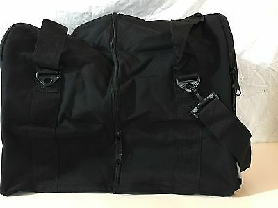 Black Fire/EMS/Whatever Tournout Gear Bag Reflective Step in New Free Shipping