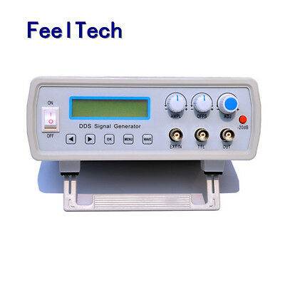 FeelTech DDS Function Digital Multi-Waveform Signal Generator Frequency Counter