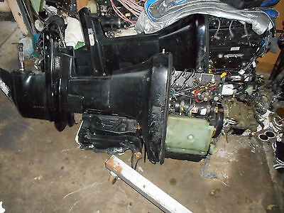 Mercury Outboard 90 Hp 3 Cylinder Wrecking ,all Parts Available