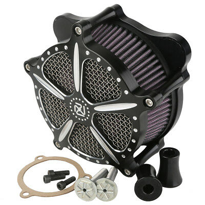 Contrast Cut Speed 5 Air Cleaner For Harley Touring Electra Glide FLHX 2014-2016