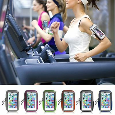 Sports Gym Armband Cover Jogging Cycling Running Arm Holder Case Cover for Phone