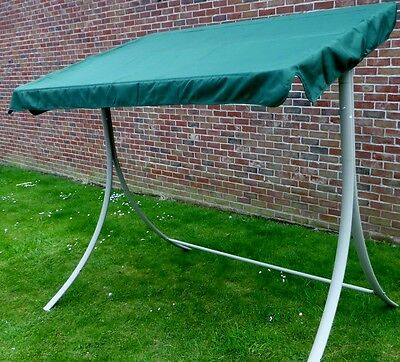 Replacement Canopy For 2 Seat Garden Swingseat Hammock - Spare Cover - 5 Colours