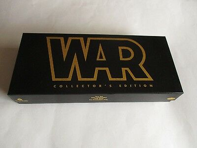 WAR Collector's Edition CD  Original Box Set 7 Albums 8 Discs 2008 NEW