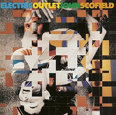 Electric Outlet - John Scofield (2014, CD NEUF) 081227956998