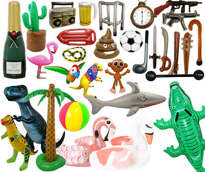 Inflatable Party Supplies Blow Up Props Decoration Summer Holiday Fancy Dress