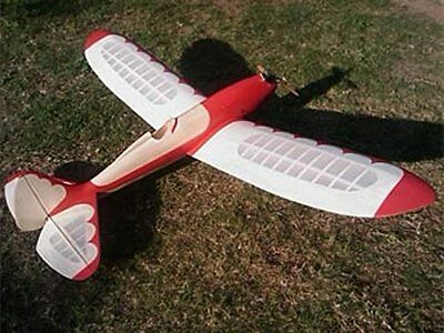 "85 inch Dragonfly Vintage Model 85"" WS scratch build R/c Plane Plans & Patterns"
