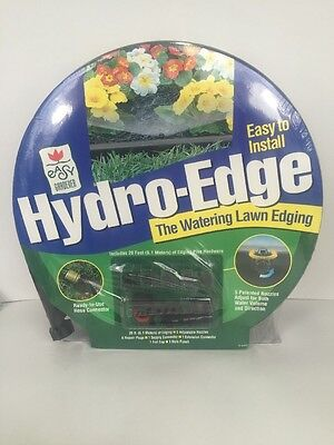 Cobra Lawn Edging Border Edge Black 20 Feet Connector Yard