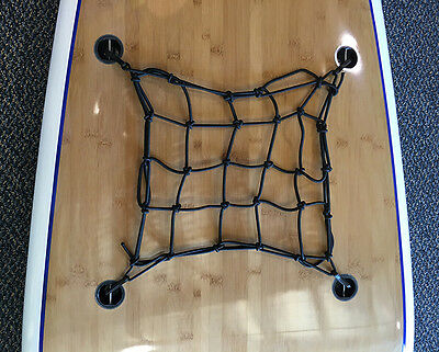 CARGO NET and DECK PLUG KIT, Paddle boards , FREE DELIVERY