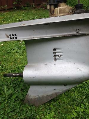 70hp Johnson outboard gearbox‏
