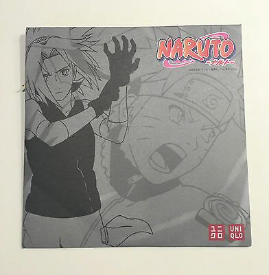 NARUTO x UNIQLO collaboration DVD SPECIAL ANIMATION!! ( NOT FOR SALE!)