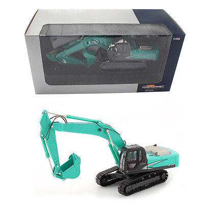 KOBELCO SK330 New 1/50 Hydraulic Excavators Diecast Model Construction Machinery