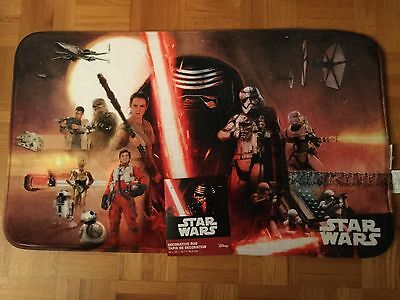 Star Wars Episode 7 The Force Awakens Decorative Rug/Carpet