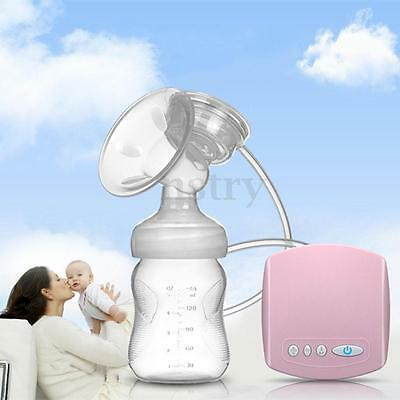 Electric Breast Pump Pumping Breastpump BPA-free 150ML Infant Pacifier Bottle