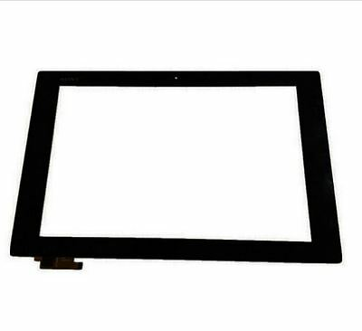New 10.1'' Touch Digitizer For Sony Xperia Z2 Tablet SGP512 SGP511 short cable