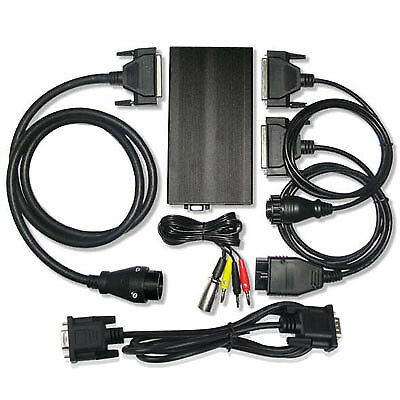 TECNICO MB Carsoft 7.4 Multiplexer for Mercedes Benz