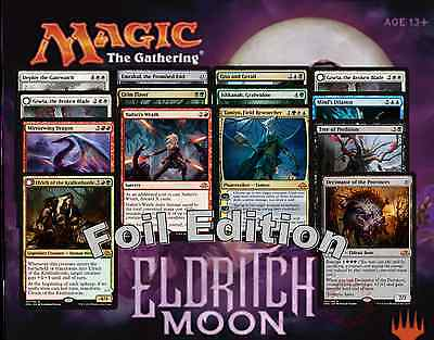 MTG Eldritch Moon EMN Choose your FOIL Mythic- New - Free Buy 2 or more save 10%