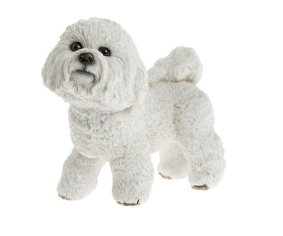 New Yorkshire Terrier Standing Figurine By Leonardo Collection