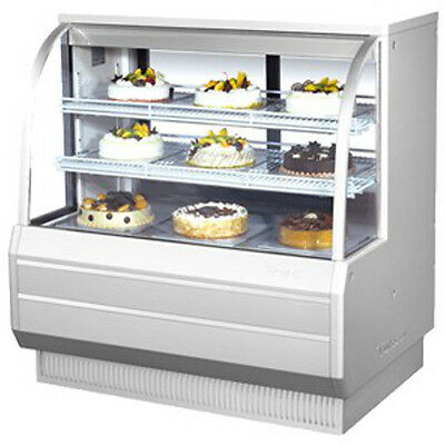 Turbo Air TCGB-48-DR Non-Refrigerated Bakery Display Case
