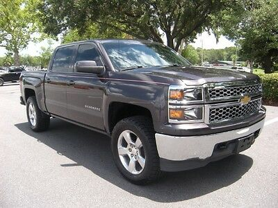Chevrolet Silverado Wd Crew Cab Lt Leveling on Best Tires For Chevy Uplander