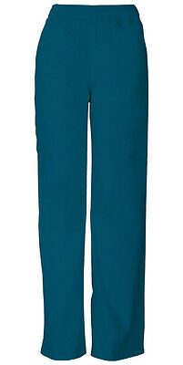 Scrubs Dickies Men's EDS Zip Fly Pull-On Pant 81006 Caribbean CAWZ FREE SHIPPING