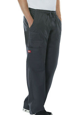 Scrubs Dickies Youtility Mens Pant 81003  Dark Pewter  FREE SHIPPING