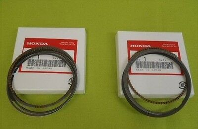 Honda Silver Wing 400 400Abs Fjs400 Nf01 Ring Set For One Scooter 13011-Mef-000