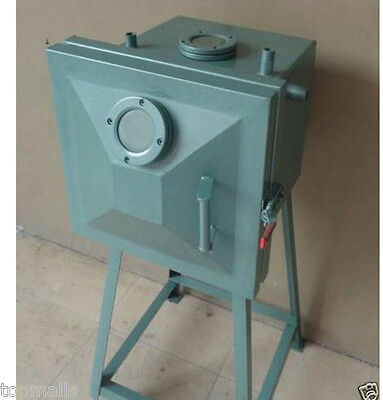 300*300*300mm Vacuum Deaeration Box, Epoxy Resin /AB Glue Defoaming Machine