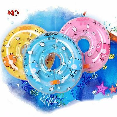 Infant Kids Baby Swimming Ring Float Collar Neck Ring Safety