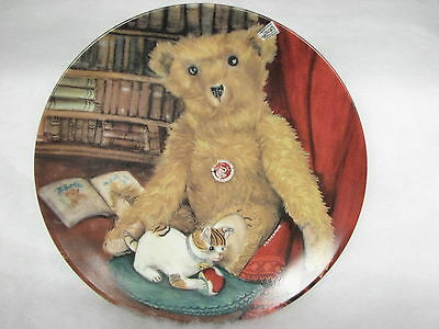 Steiff Club Sammelteller, Century Collection 1996/97
