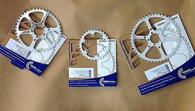 NEW! T.A. Pro 5 Vis Cyclotouriste Chain rings - All Sizes