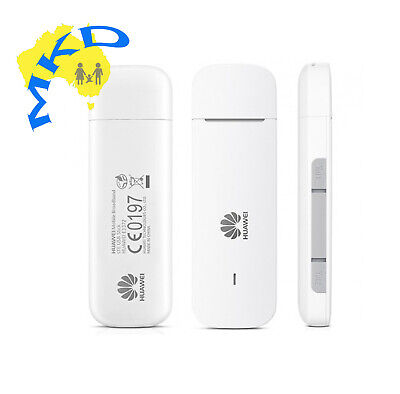 [ Unlocked As New ] Huawei E3372  4G 4G Plus USB Modem Vodafone Optus Telstra