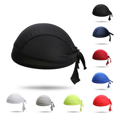 New Cycling Headscarf Bike Pirate Scarf Sports Bicycle Hat Headband Riding Cap