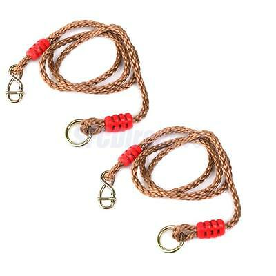 Professional Heavy Duty Adjustable Swing Rope 1.8M for Outdoor Swing Seat