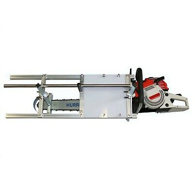 """Chainsaw Milling Attachment 18 to 36"""" Bar Mill Slabbing Ripping Sawmill Portable"""