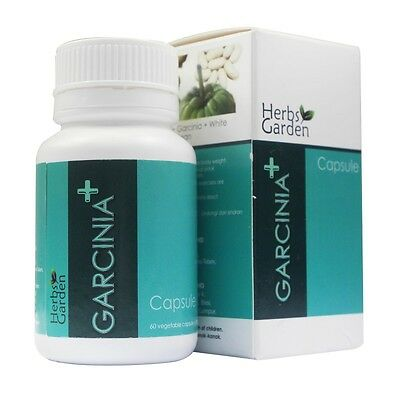 Herbs Garden Garcinia Cambogia 3 in 1 supplement 60 pc