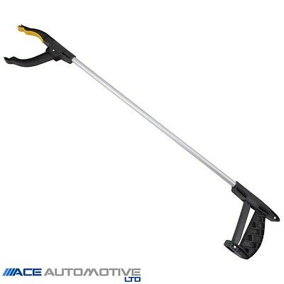 Litter Pick Up Extra Long Arm Reaching Extension Tool Grabber Easy Reach Picker