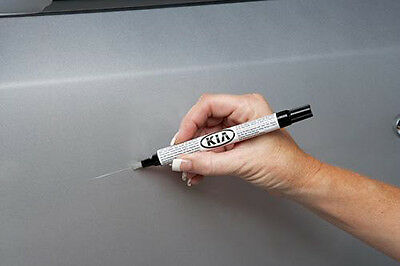 KIA Touch Up Touch-Up Paint Pen Mineral Silver OEM GENUINE 4E6S UA011TU5014E6SA
